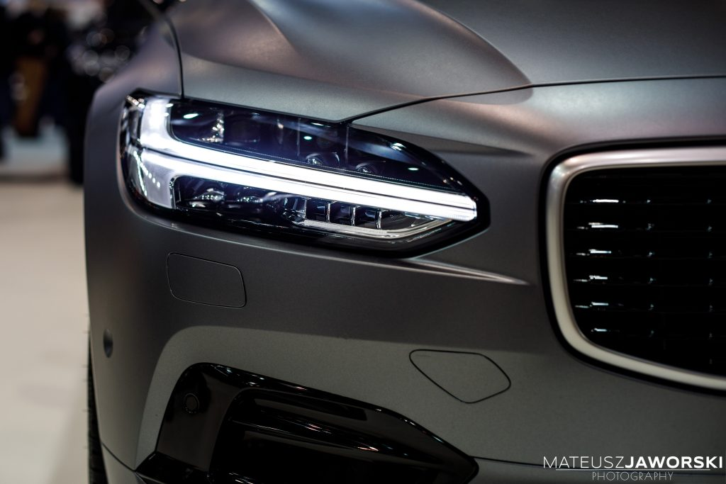 See and be seen, Volvo S90