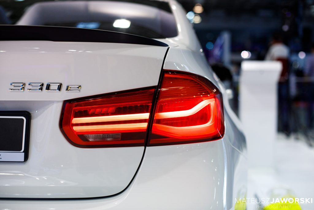 See and be seen, BMW 330e