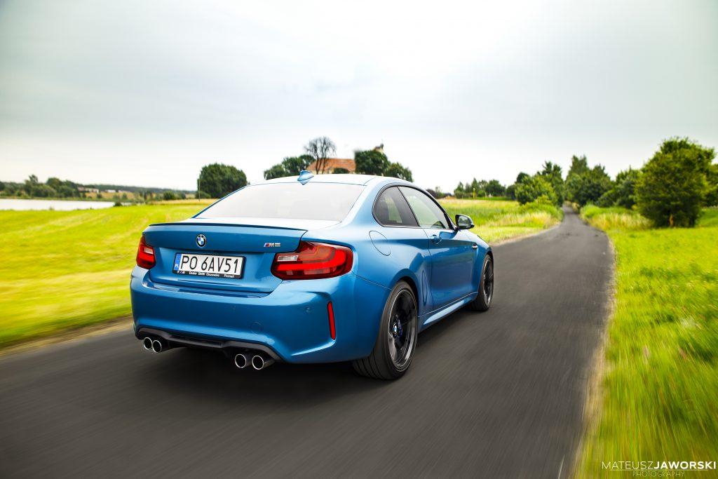 MJ 0929 1 1 1024x683 - BMW M2 - Dzikus na sterydach