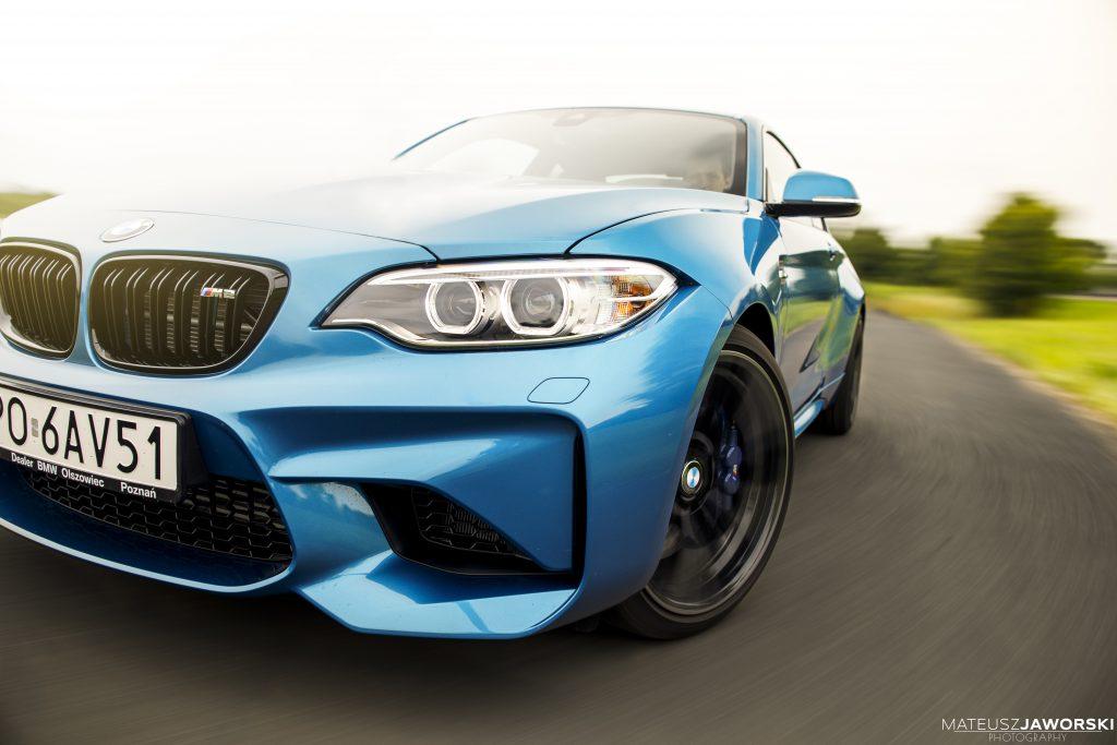 MJ 0975 1 1024x683 - BMW M2 - Dzikus na sterydach