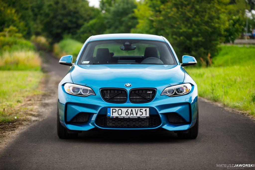 MJ 1015 1024x683 - BMW M2 - Dzikus na sterydach
