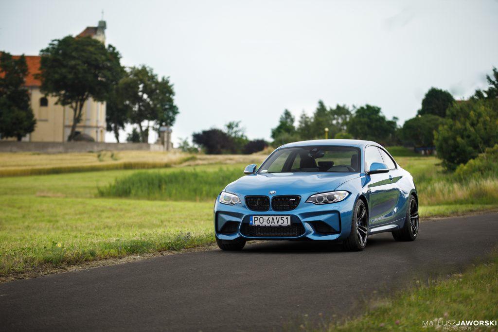 MJ 1054 1 1024x683 - BMW M2 - Dzikus na sterydach
