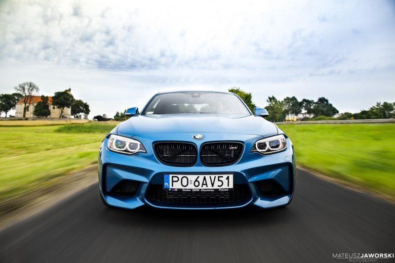 MJ 0916 1 780x520 - BMW M2 - Dzikus na sterydach